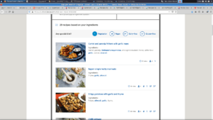 Screenshot 2021 01 02 03 54 13 300x169 - Recipes by ingredients the top apps and websites