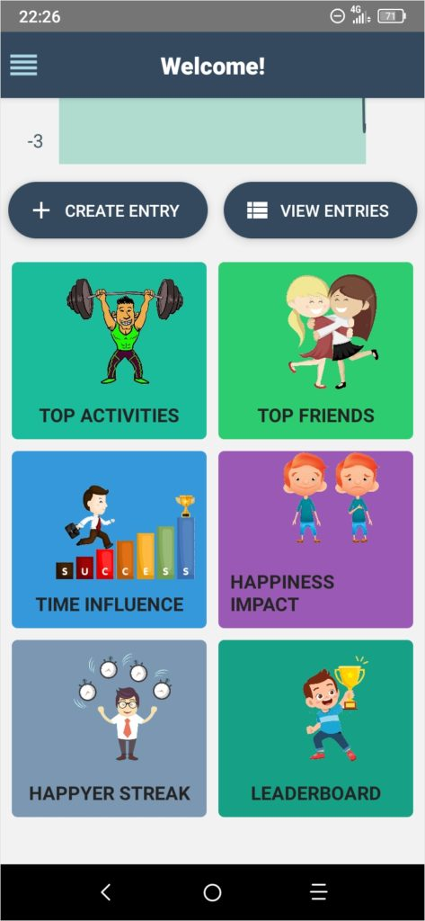 Things that can make you happier 473x1024 - Does using an app help you be happier?